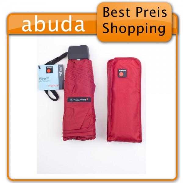Knirps® Fiber Y1 Taschenschirm Regenschirme
